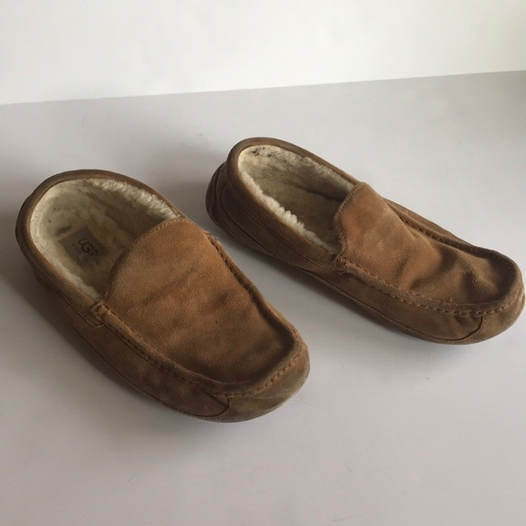 d238a3a2049 Men s UGG Chestnut Ascot Slippers size 10. M 5ab2b50a3800c5a5c544accc